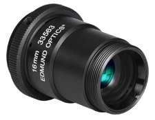 16mm Cx Series Fixed Focal Length Lens, #33-563