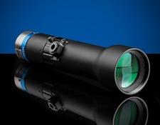 0.50X In-Line Illumination SilverTL™ Telecentric Lens, #88-344