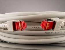Cable GigE Cat 6 SSTP 5m, #68-470