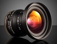 8mm Focal Length Lens, 1