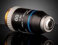 60X Nikon Achromatic Finite Conjugate Objective