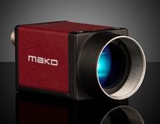 Allied Vision Mako Power over Ethernet (PoE) Cameras (Front)